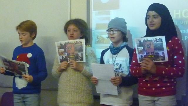 Weald Rise After-school Drama Book Club - 'War Horse'
