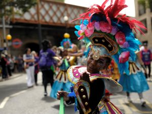 Education for All at Notting Hill Carnival 2016